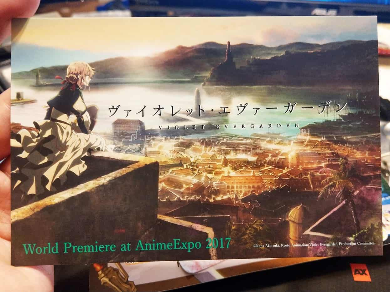 violet evergarden episode 1 review (no spoilers) – ultramunch