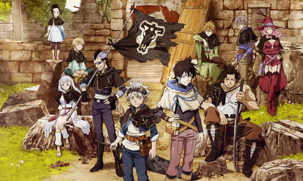 "Why ""Black Clover"" is Going to be the Next Big Anime!"