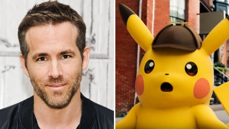 Ryan Reynolds to Star in Live-Action Pokémon Movie