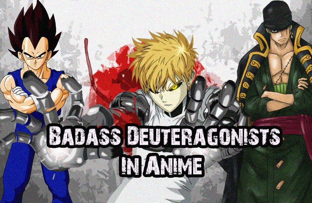 Top 10 Most Badass Deuteragonists In Anime