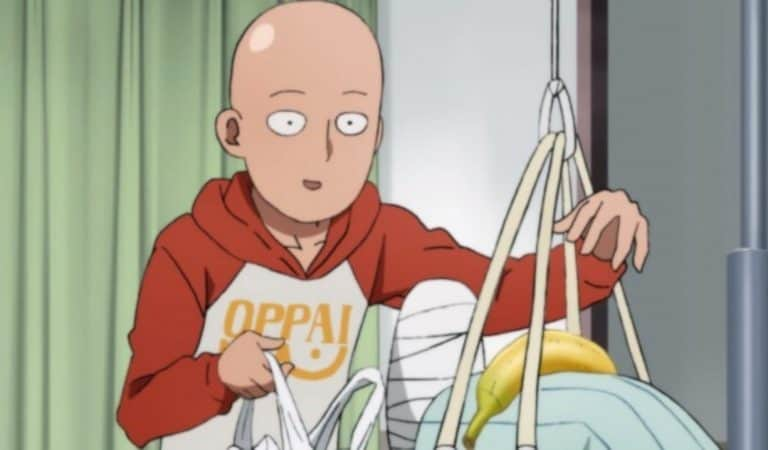 One-Punch Man Fans Can't Get Enough of Saitama's Bananas