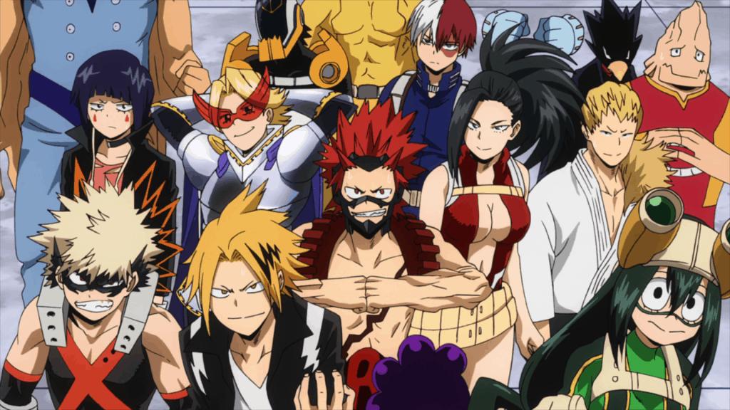 Which Boku no Hero Academia Class 1-A Hero Are You? – UltraMunch
