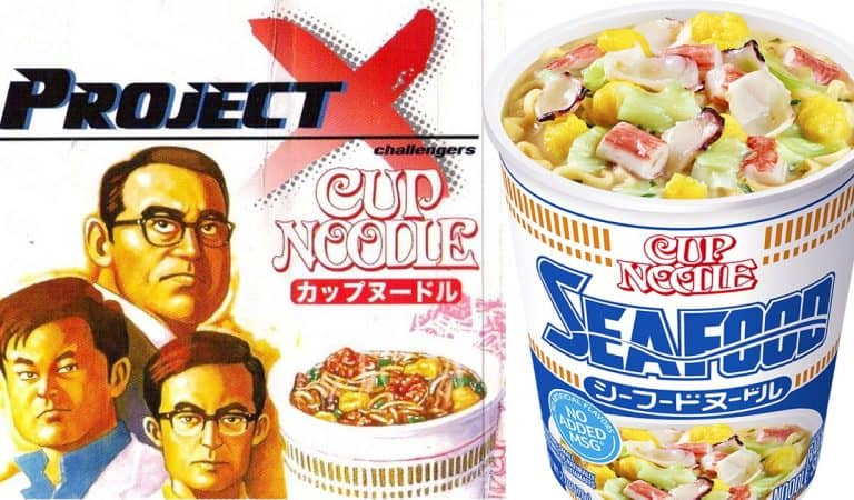 Project X: Cup Noodle, the Anime We Never Knew We Needed