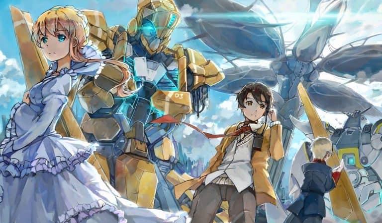 Top 10 Mecha Anime of All Time