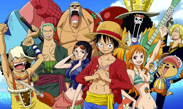 Cast of One Piece Recreates The Famous Lion King Scene