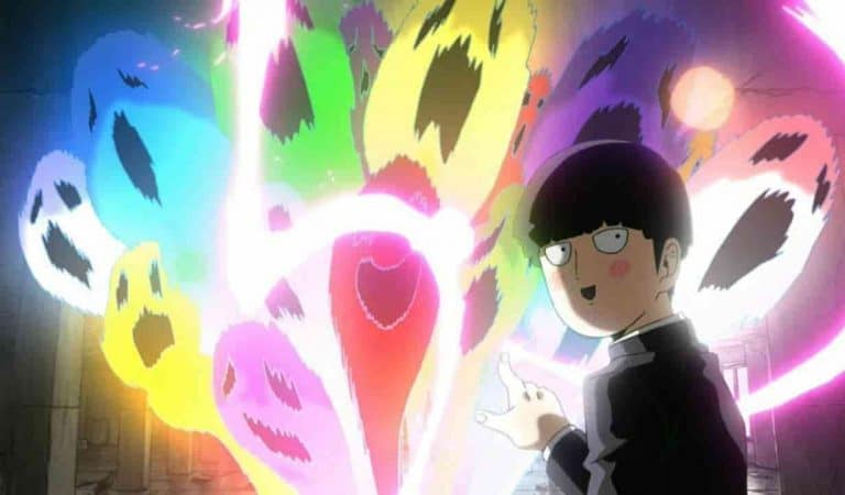 Crunchyroll Love Rolls Out Mob Psycho 100 Collection