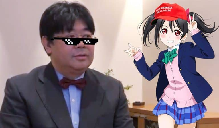 "Otaku Politician Wants Uncensored ""Anime"", Wins House of Counselors in Japan"