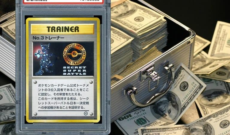 """Most Rare"" $60,000 Pokemon Card Mysteriously Vanishes during Shipment"