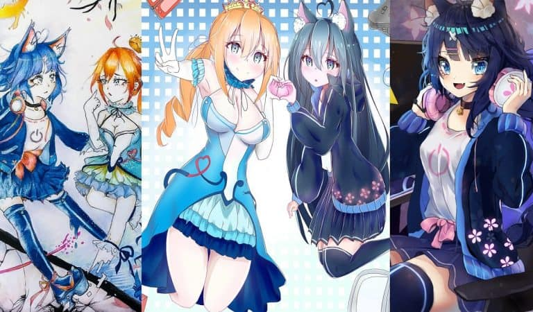 AnimeWorld X GamingWorld Art Contest 2019 Winner Announcement!