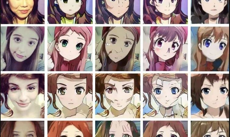 New AI App can Now Draw Human Faces like Anime