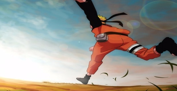 Naruto Run Mode Now On Fortnite