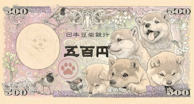 Shiba Inu Banknotes to Hit Japan in the Near Future