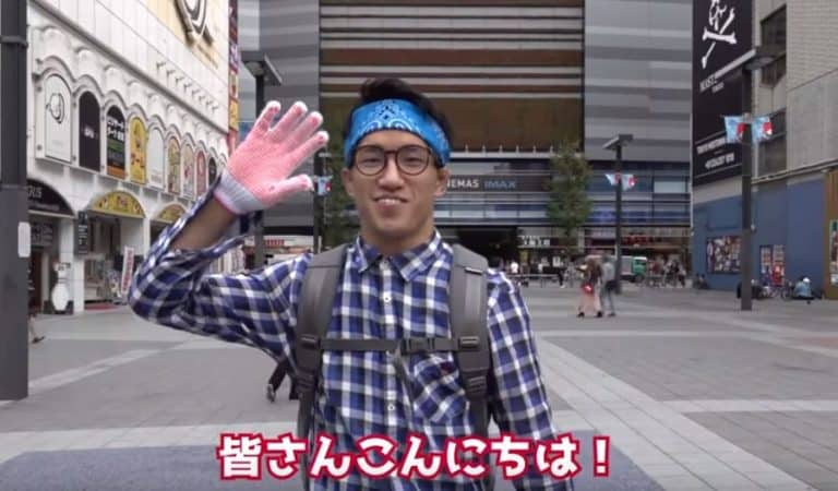 Keeping it Real: Otaku Youtuber Faces Tough Guys For Throwing Litter