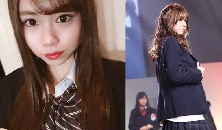 Japanese Model Becomes First Female League of Legends Champion