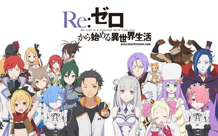 Re:Zero Season 2 Delayed Due to Coronavirus Outbreak