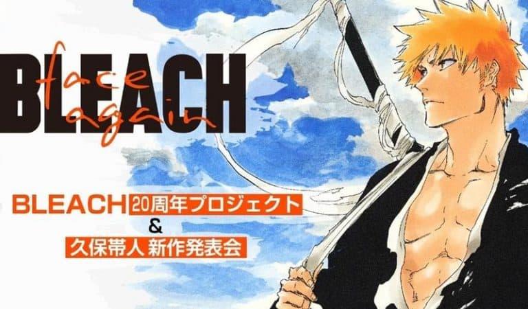 Bleach Anime is Returning!