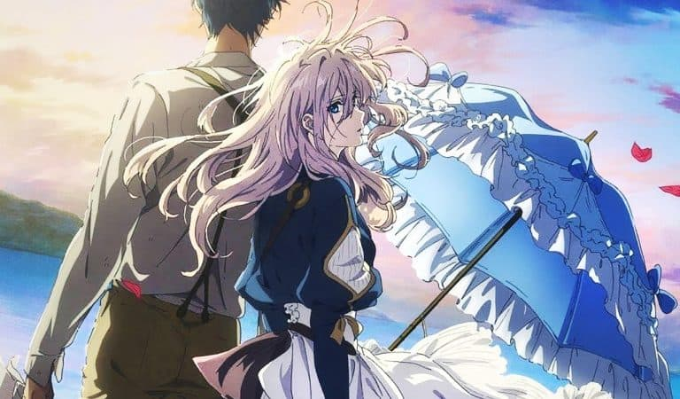 Violet Evergarden Movie Postponed Again